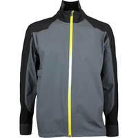 Galvin Green C-Knit Waterproof Golf Jacket - ACHILLES - Iron Grey 2017