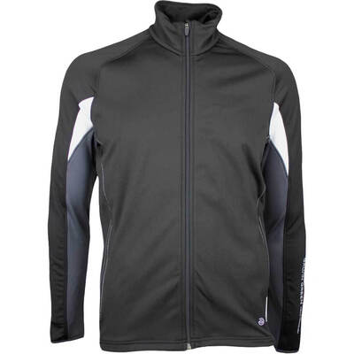 Galvin Green Golf Jacket - DEREK Insula - Black AW17