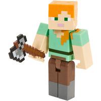 Minecraft Chopping Alex Figure