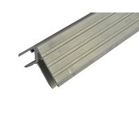 Aluminium Case Maker Corner 7.7mm - 10m