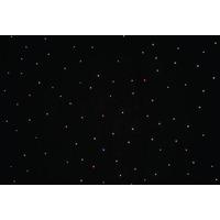 6 x 3m Tri LED Star Cloth