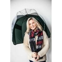 Rainshader Green Panoramic Umbrella