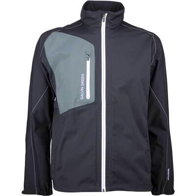 Galvin Green Waterproof Golf Jacket - ANGELO Paclite - Black 2018