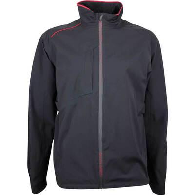 Galvin Green Waterproof Golf Jacket - Alfred - Black AW18