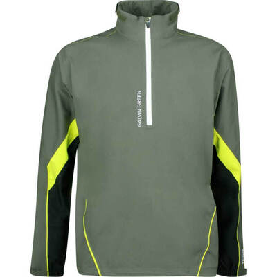 Galvin Green Waterproof Golf Jacket - Armando Paclite - Beluga AW18