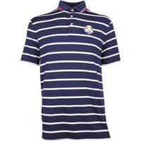 RLX Ryder Cup Golf Shirt - YD Stripe Airflow - Team USA 2018