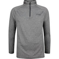 G/FORE Golf Pullover - The Mid - Heather Grey AW18