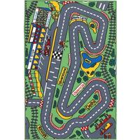 Race Track Play Mat 100 x 150 cm