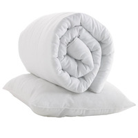 Junior Sized Duvet Insert and Pillow Insert - 9.0 Tog