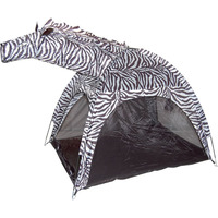Zebra Pop Up Play Tent
