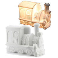 3D Ceramic Night Light - Train