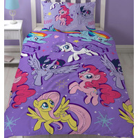 My Little Pony Single Bedding - Adventure