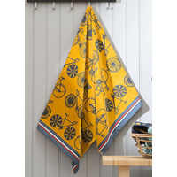 Free Wheel Beach Towel - 75 x 160 cm