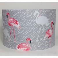 Flamingo, Large Fabric Light Shade