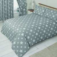 White Star, Grey Single Bedding