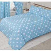 White Star, Blue Single Bedding