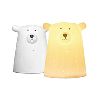 3D Ceramic Night Light - Bear