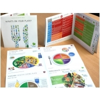 What's on Your Plate? Leaflet (Pack of 25)