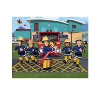 Fireman Sam, Designer Wallpaper Mural