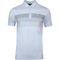 TravisMathew Golf Shirt - Open to Buy Polo - Heather Kentucky AW19