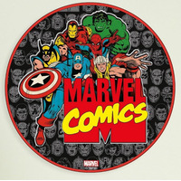 Marvel Avengers Large Round Wall Sticker