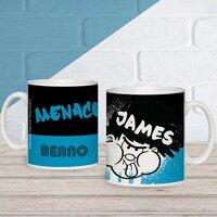 Beano Big Heads Dennis Mug