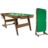 Charles Bentley 6ft Premium Pool Table