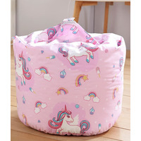 Girls Unicorn Bean Bag