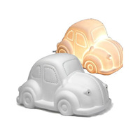 3D Ceramic Night Light - Car