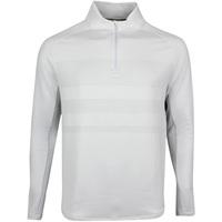 Nike Golf Pullover - NK Dry Vapor HZ - White SS20