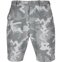 RLX Golf Shorts - Athletic Print - Grey Camo SS20