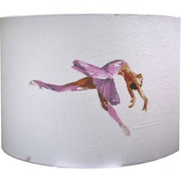 Ballerina Large Fabric Light Shade