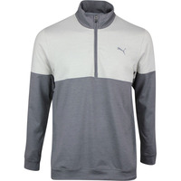 PUMA Golf Pullover - Warm Up QZ - Quiet Shade SS20