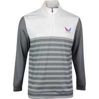PUMA Golf Pullover - Volition Allegiance QZ - Quiet Shade SS20
