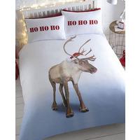 Blitzen, Christmas Themed King Size Duvet