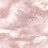 Arthouse, Diamond Galaxy Blush Wallpaper - Pink