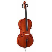 Virtuoso Student Cello with Bag - 3/4 Size