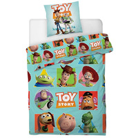 Toy Story 4 Duvet - Mr Potato Head