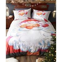 Santa, Christmas Themed Bedding