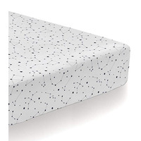Space Single Fitted Sheet