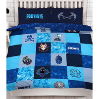 Fortnite, Kids Double Bedding - Campatch