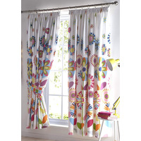 Candy Bloom Curtains