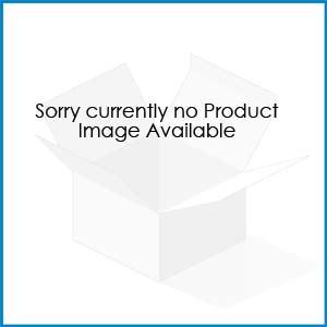 Hoxton London 925 Sterling Silver Oval White Enamel Striped Cufflinks