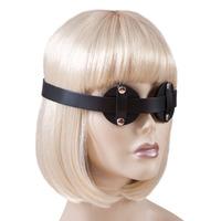 Leather Adjustable Eye Blindfold