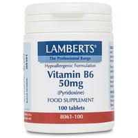 lamberts-vitamin-b6-pyridoxine-100-x-50mg-tablets