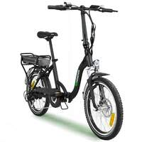 "Enhance 20"" Folding Electric Bike Premium"