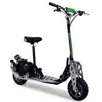 Uber Scoot 2 Speed 71cc Petrol Scooter Big Wheel Off Road Powerboard