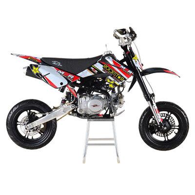 M2R Racing KM140SM 140cc 82cm CRF70 Supermoto Pit Bike