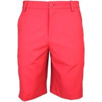 EXCLUSIVE Puma Tech Golf Shorts Tango Red AW15