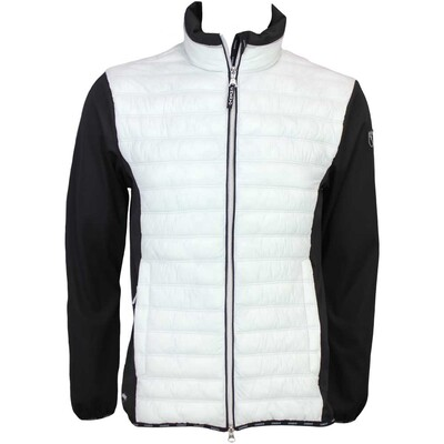 Cherv242 Mixi Pro Therm Golf Jacket Grey AW15